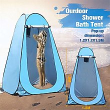 Shower Privacy Toilet Tent, Pop Up Privacy Shower