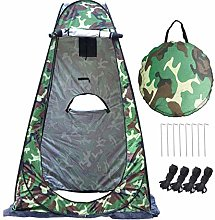 Shower Privacy Toilet Tent,Portable Pop Up Privacy