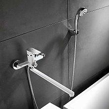 Shower Set Bath Faucet 2 Functions Bathroom Faucet