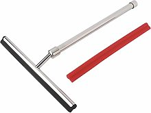 Shower Squeegee ,Extendable Handle Stainless