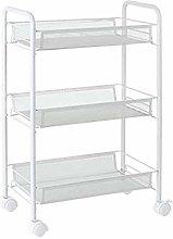 Shower Storage Rack 3 Tier Home Shelves Kitchen