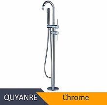 Shower System Black Nickel Chrome Bathtub Shower