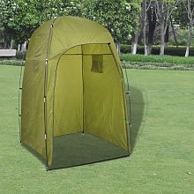 Shower/WC/Changing Tent Green VD32253 - Hommoo