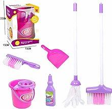 SHOWLOUE Pretend Play Cleaning Set, Children