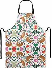 Showudesigns Kitchen Cooking Chef Apron with