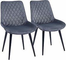 SHOWVISION Dining Chairs Set of 2, Kitchen Living