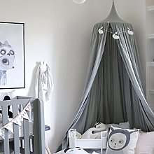Shoze Children's Crib Cotton Mosquito Net Bed