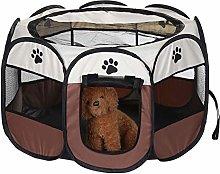 Shoze Pet Cage Large Portable Pet Dog Cat Playpen