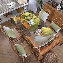 Shrek 59 Inches X 107.9 Inches Color Style Table