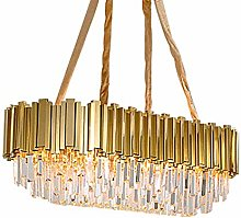 SHSM Crystal Chandelier Modern Lighting
