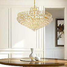 SHSM Crystal Chandelier Pendant Lighting,Modern