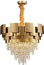 SHSM Crystal Pendant Lighting Chandelier,Modern