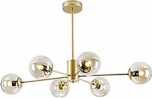 SHSM Modern Adjustable Sputnik Chandeliers