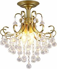 SHSM Modern Crystal Ceiling Lights Fixtures,3