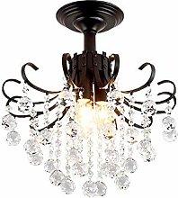 SHSM Modern Crystal Ceiling Lights Fixtures,3