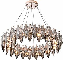 SHSM Modern Crystal Pendant Lighting