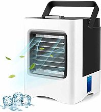 SHSM Portable Evaporative Air Cooler, 3-in-1 Mini