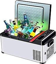 SHSM Small Refrigerator,8L/28L Car Cooler