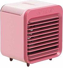 SHSM USB Mini Portable Air Conditioner Humidifier,