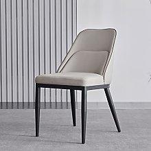 SHTFFW Dining Chair Home Desk Backrest Stool