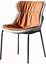 SHTFFW Home Restaurant Backrest Stool Modern