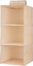 SHUAISHUAI Easy to store Wardrobe Hanging Storage