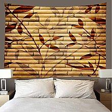 shuimanjinshan Tapestry Beach Throw bamboo Wall