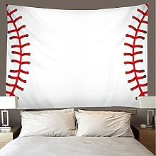 shuimanjinshan Tapestry Beach Throw baseball Wall