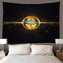 shuimanjinshan Tapestry Beach Throw Batman Wall