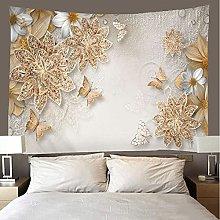 shuimanjinshan Tapestry Beach Throw butterfly Wall