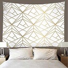 shuimanjinshan Tapestry Beach Throw Golden