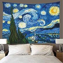shuimanjinshan Tapestry Beach Throw Starry sky