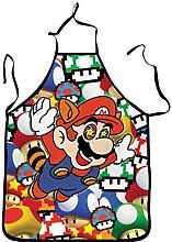 Shukqueen Unisex Thanksgiving Mario Adjustable