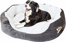 Shulishishop Small Dog Bed Pet Bed Warm Dog Bed