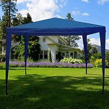 Shumpert 3m x 3m Metal Party Tent Sol 72 Outdoor
