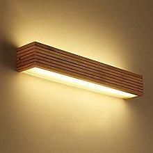SHUNFENG-EU Wooden wall lamp, wooden wall lamp