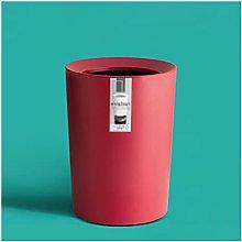 SHUTING2020 Garbage Can Lidless Round Trash Can