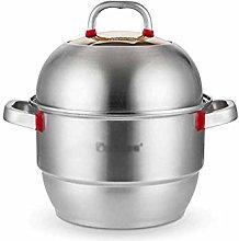 SHUUY Multi-Layer Household Steamer Cooker,