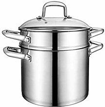 SHUUY Stainless Steel Copper Bottom