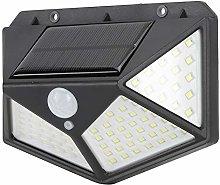 SHYEKYO Solar Sensor Security Light, Ultra Bright