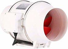 SHYPT Inline Fan - Exhaust Duct Fan, Pre-Wired