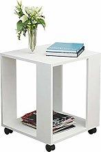 SHYPwM Small Coffee Table, Small Living Room Sofa