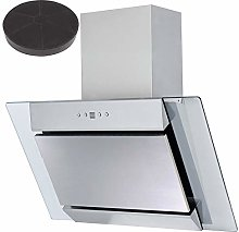 SIA AGL61SS 60cm Angled Stainless Steel Cooker