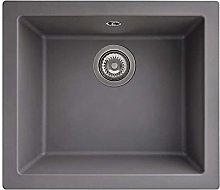 SIA EVOGR 1.0 Bowl Grey Composite Inset/Undermount