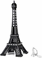 SICOHOME Eiffel Tower,7.0inch,Black,Eiffel Tower