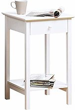 Side Simple Sofa Side Cabinet with Drawer Bedside