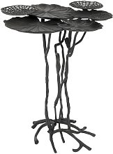 Side table Lily Multi black