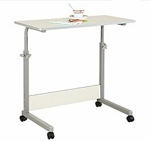 Side Table Mobile Table Workstation Table End