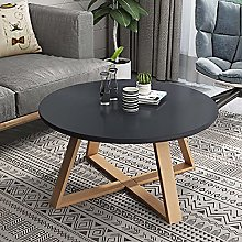 Side Table,Round Side Tables Living Room Small