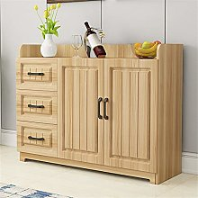 Sideboard Cabinet Drawer Chest Free Standing